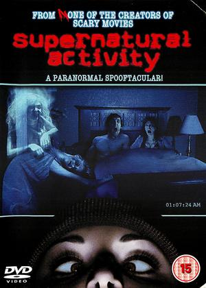 Supernatural Activity Online DVD Rental