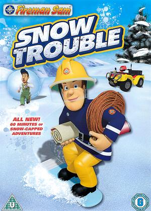 Rent Fireman Sam: Snow Trouble Online DVD Rental