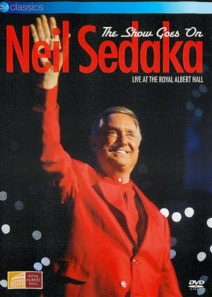 Neil Sedaka: The Show Goes On: Live at The Royal Albert Hall Online DVD Rental