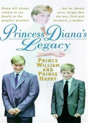Princess Diana's Legacy: Prince William and Prince Harry Online DVD Rental