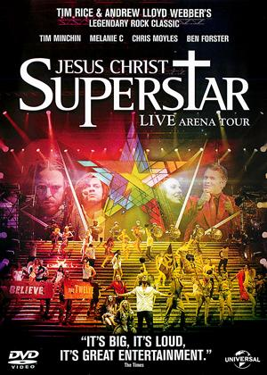 Rent Jesus Christ Superstar: Live Arena Tour Online DVD Rental