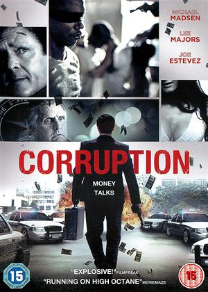 Corruption Online DVD Rental