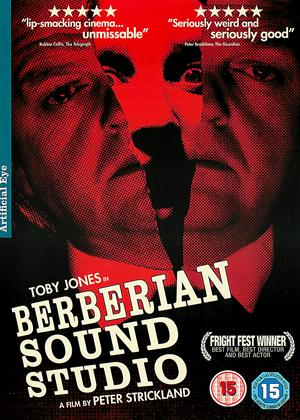 Berberian Sound Studio Online DVD Rental