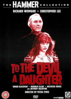 To the Devil a Daughter Online DVD Rental