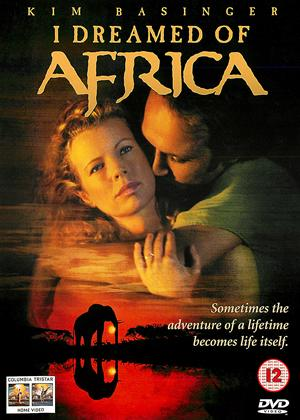 I Dreamed of Africa Online DVD Rental