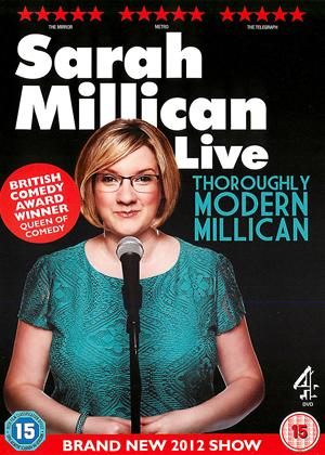Sarah Millican: Thoroughly Modern Millican - Live Online DVD Rental