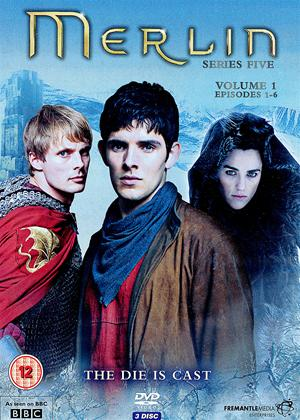Rent Merlin: Series 5: Vol.1 Online DVD Rental