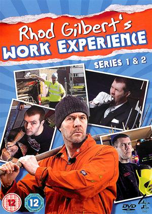 Rhod Gilbert's: Work Experience: Series 1 and 2 Online DVD Rental