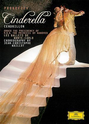 Rent Prokofiev: Cinderella: Les Ballets de Monte-Carlo (aka Cendrillon/Aschenbrodel) Online DVD Rental