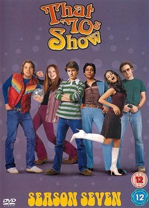 Rent That '70s Show: Series 7 Online DVD Rental