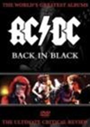 The World's Greatest Albums: AC/DC: Back in Black Online DVD Rental
