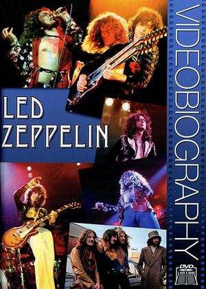 Led Zeppelin: Videobiography Online DVD Rental