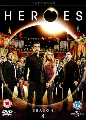Heroes: Series 4 Online DVD Rental