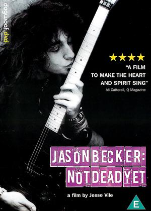 Jason Becker: Not Dead Yet Online DVD Rental