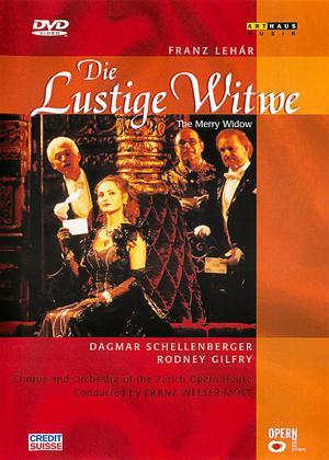 Lehar: Die Lustige Witwe Online DVD Rental