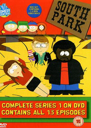 South Park: Series 1 Online DVD Rental