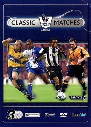 Premier League Classic Matches Online DVD Rental