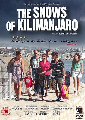Rent The Snows of Kilimanjaro (aka Les neiges du Kilimandjaro) Online DVD Rental