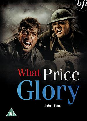What Price Glory Online DVD Rental
