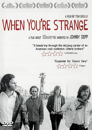 Rent When You're Strange (aka The Doors: When You're Strange) Online DVD Rental