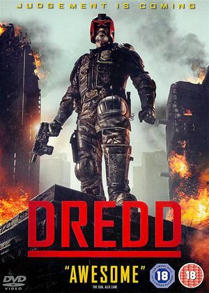 Dredd Online DVD Rental