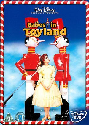Rent Babes in Toyland Online DVD Rental