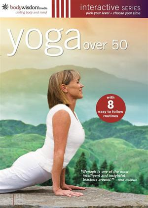 Yoga Over 50 Online DVD Rental