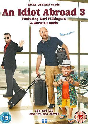 Rent An Idiot Abroad: Series 3 Online DVD Rental