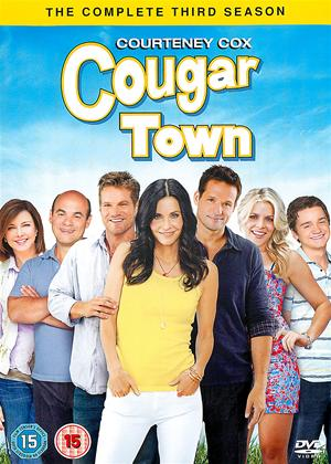 Rent Cougar Town: Series 3 Online DVD Rental