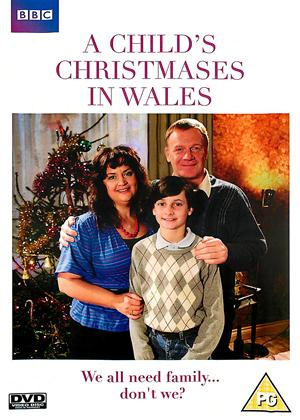 A Child's Christmases in Wales Online DVD Rental