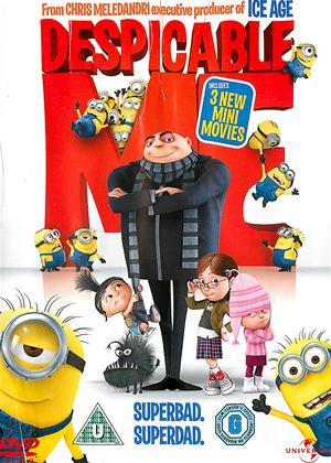 Rent Despicable Me Online DVD Rental