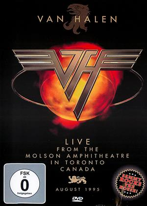 Rent Van Halen: Live in Toronto 1995 Online DVD Rental