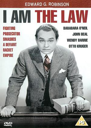 Rent I Am the Law Online DVD Rental