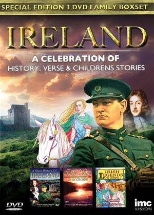 Ireland: A Celebration of History, Verse and Children's Stories Online DVD Rental