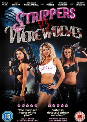 Rent Strippers vs. Werewolves Online DVD Rental