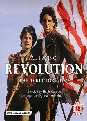 Revolution Online DVD Rental