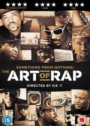 Something from Nothing: The Art of Rap Online DVD Rental