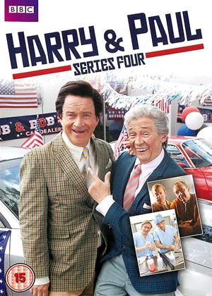 Harry and Paul: Series 4 Online DVD Rental