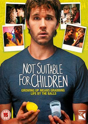 Not Suitable for Children Online DVD Rental