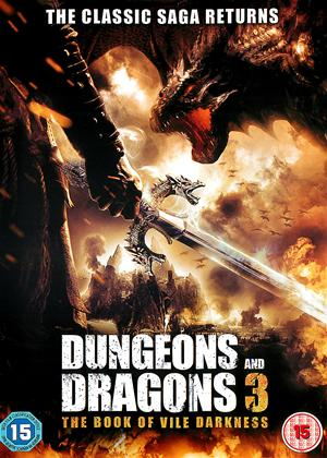 Dungeons and Dragons 3: The Book of Vile Darkness Online DVD Rental