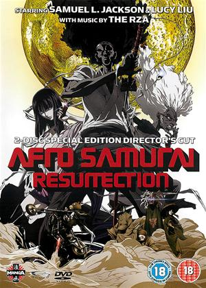 Afro Samurai: Resurrection Online DVD Rental