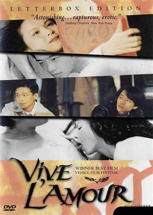 Rent Vive L'amour (aka Aiqing Wansui) Online DVD Rental