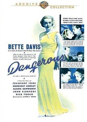 Rent Dangerous Online DVD Rental