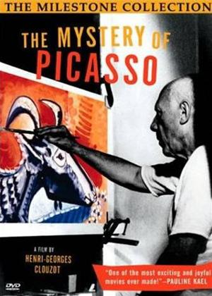 Rent The Mystery of Picasso (aka Le Mystere Picasso) Online DVD Rental