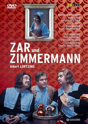 Rent Albert Lortzing: Zar und Zimmermann Online DVD Rental