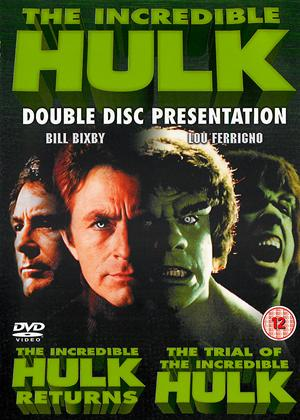 The Incredible Hulk Returns Online DVD Rental