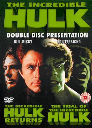 The Trial of the Incredible Hulk Online DVD Rental