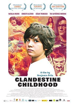 Clandestine Childhood Online DVD Rental