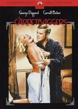 The Carpetbaggers Online DVD Rental