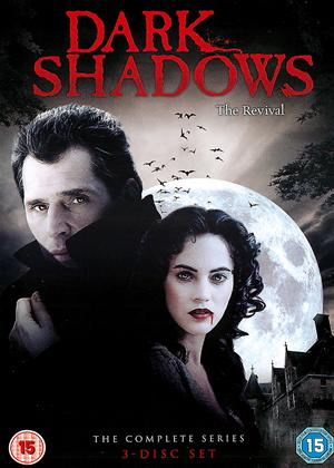 Dark Shadows: The Revival Online DVD Rental